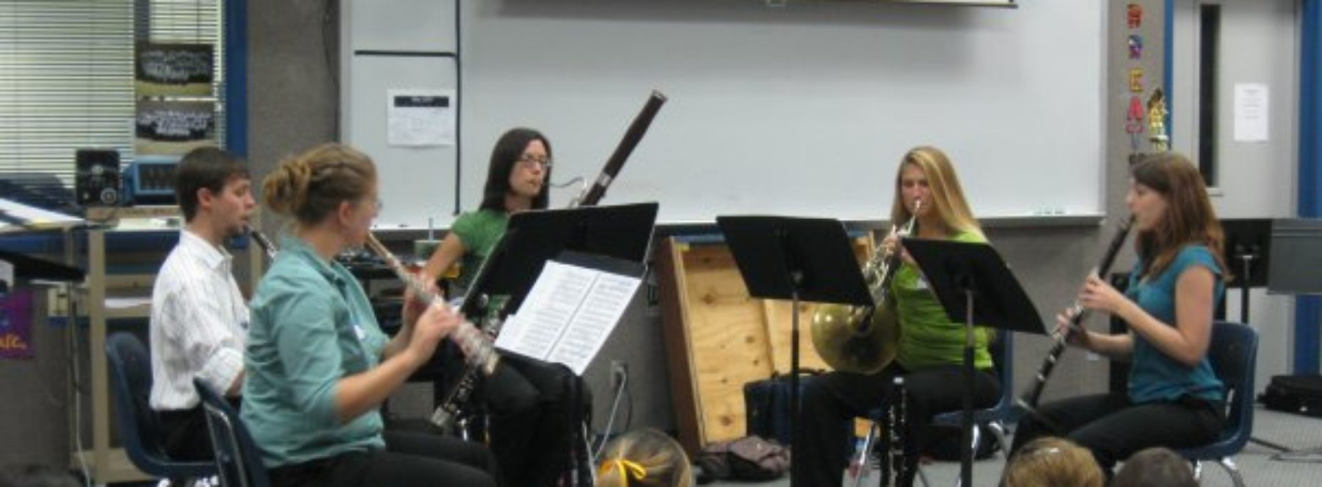 Madera Wind Quintet To Perform Next Tuesday