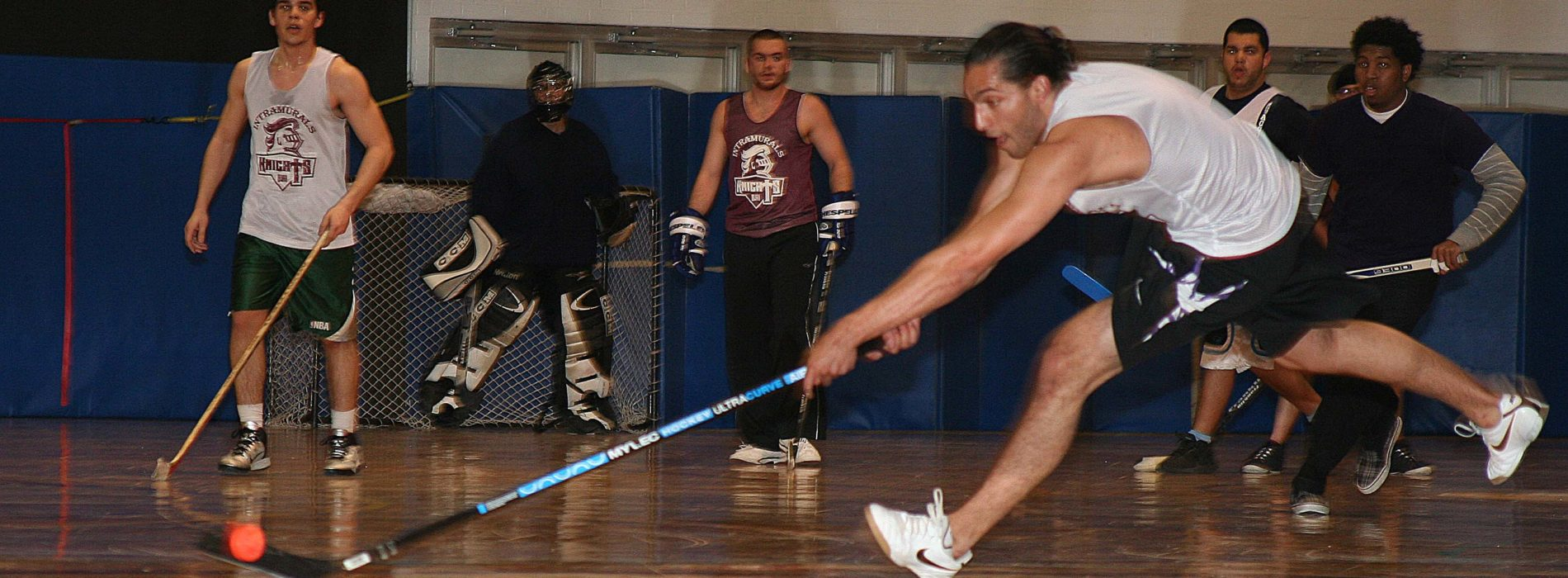 Floor Hockey Intramurals Continue