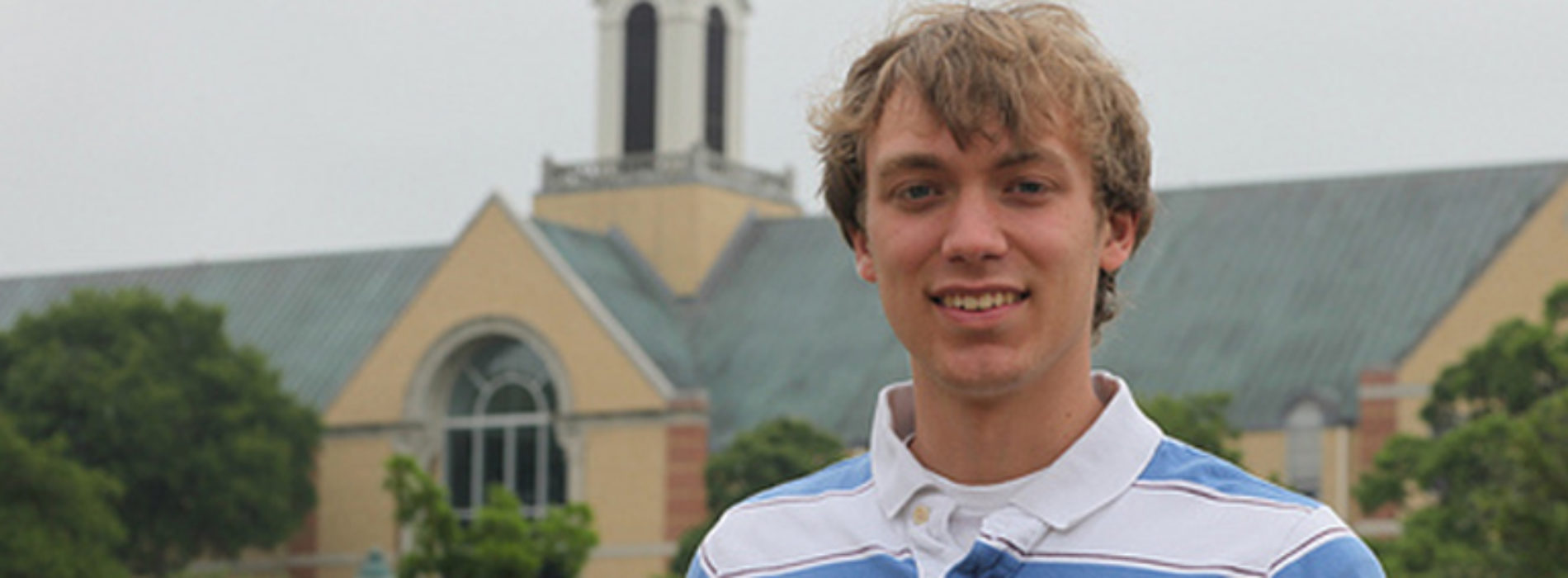 Student Learns to Communicate for God