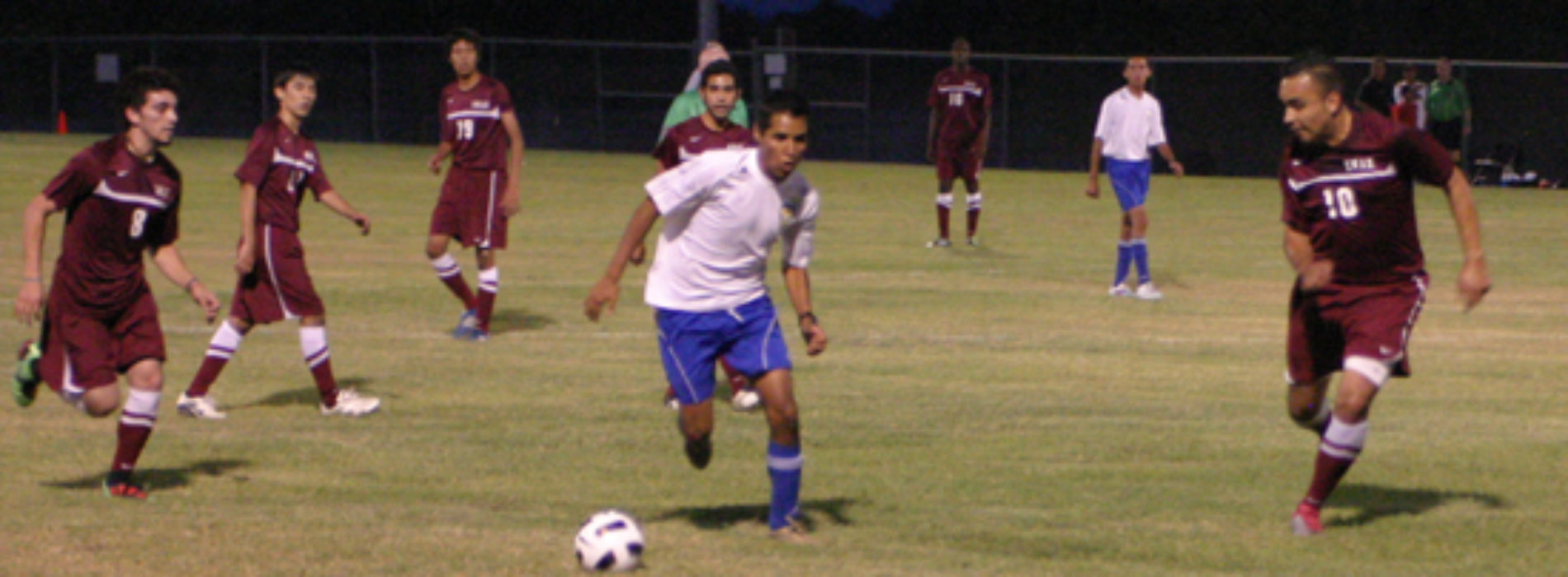 Southwestern Hosts CTA for Second Annual Soccer Fellowship