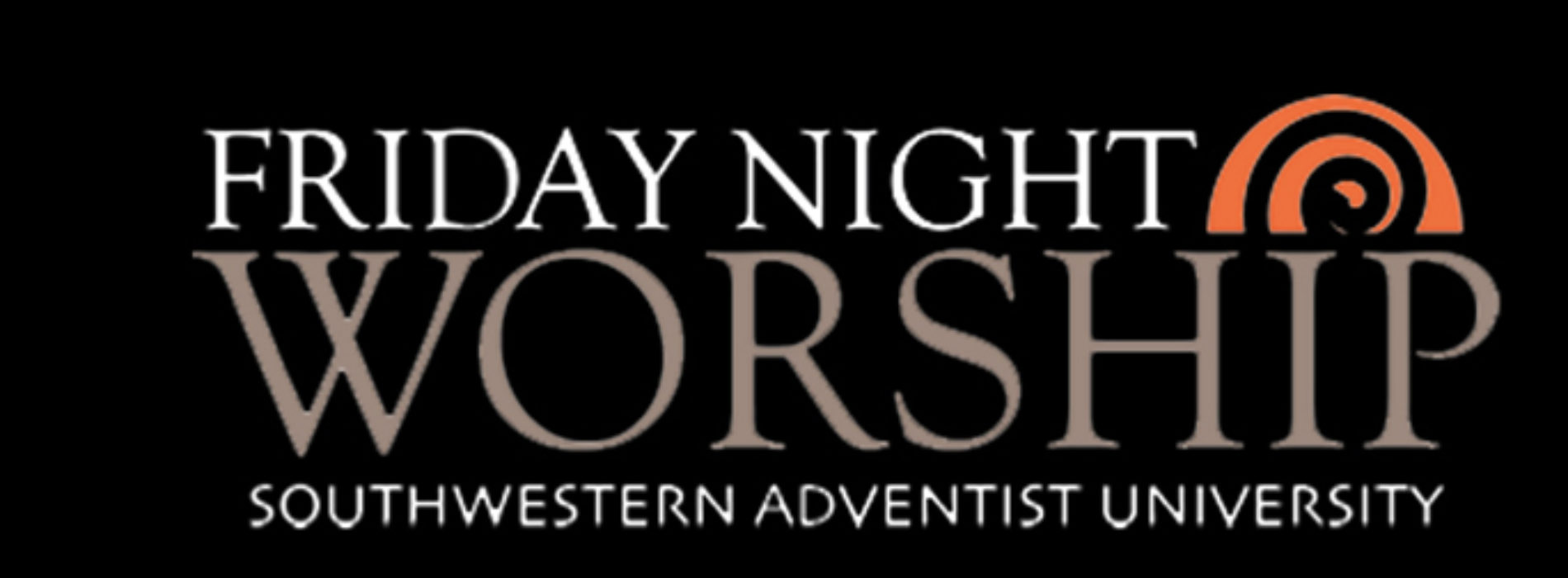 Worship Activities Planned for Weekend