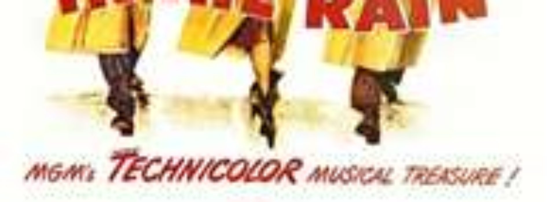 "Film Series to Air ""Singin' In the Rain"""