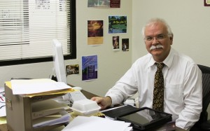 Dr. Renard Doneskey has assumed the role as director of The Write Spot, which opens Sept. 19.