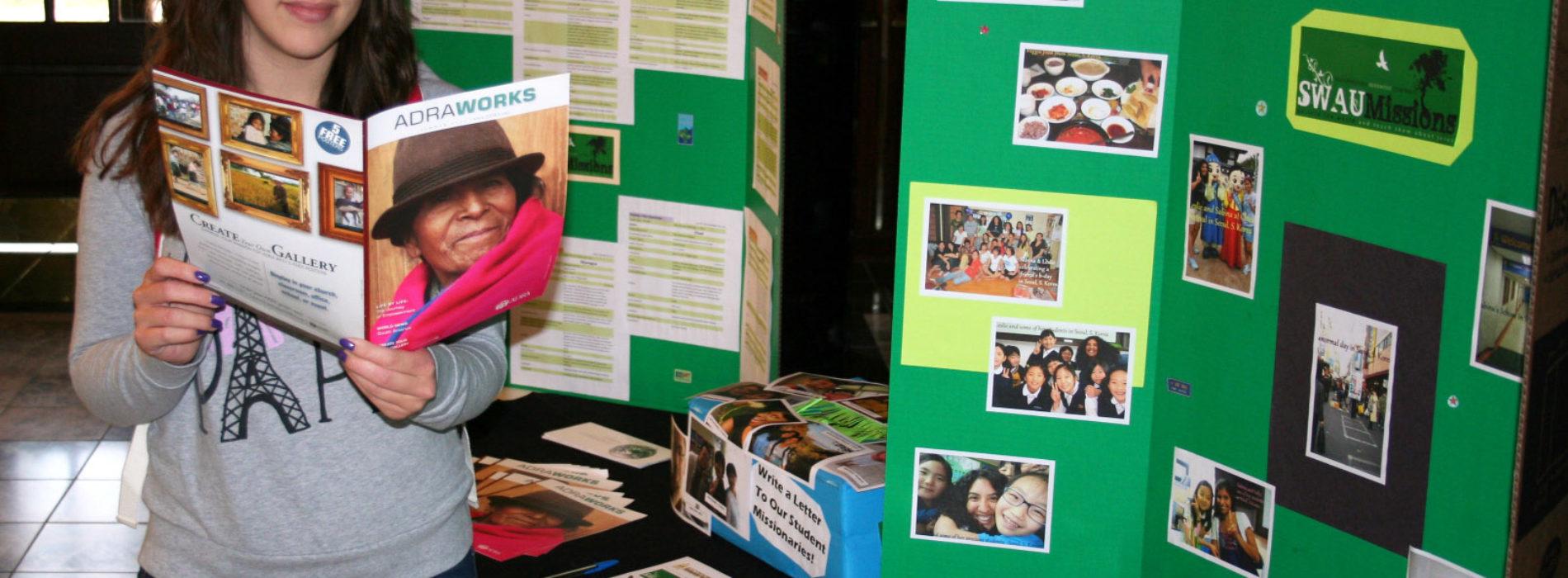Campus Celebrates Missions Week