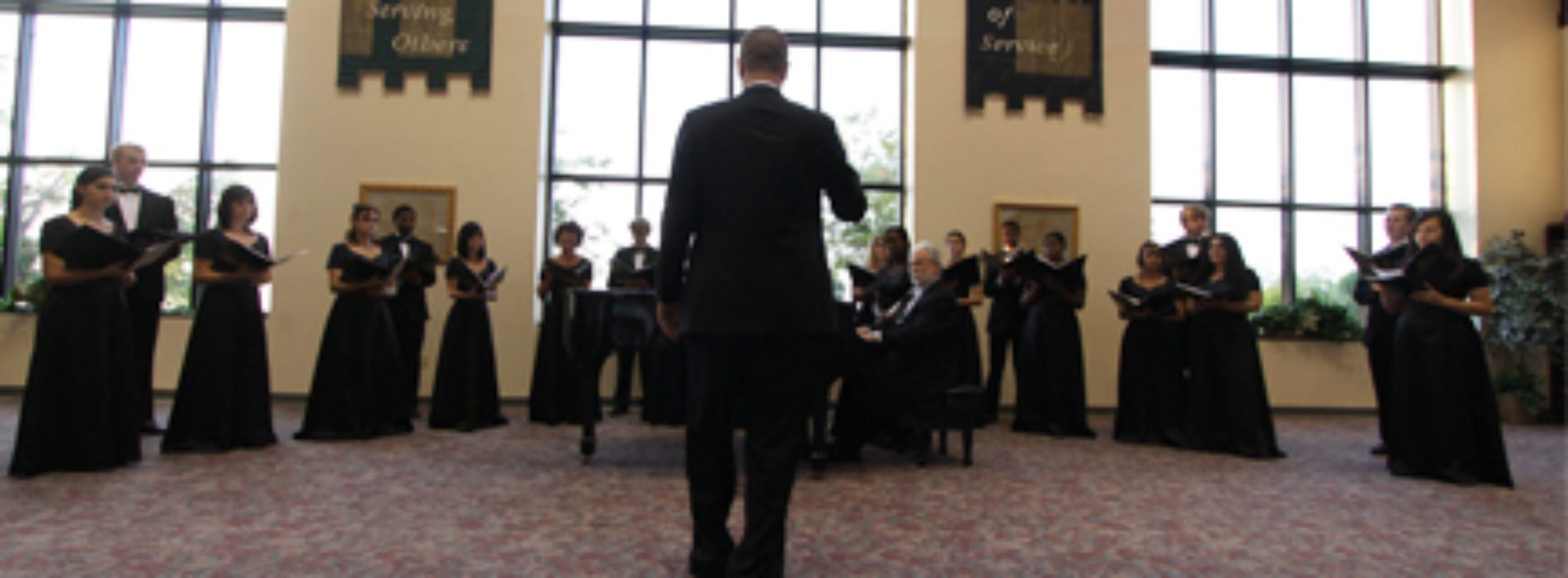 Southwestern Singers Tour New Mexico