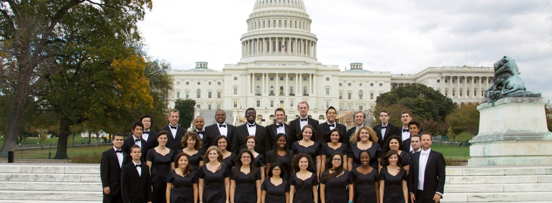 University Singers Perform for Senate, General Conference