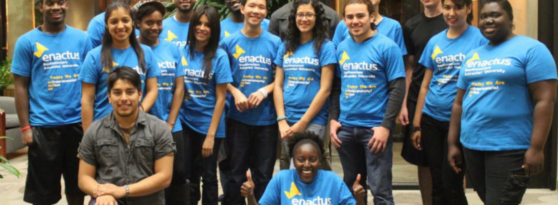 Southwestern ENACTUS Wins Runner-Up in Regional Competition