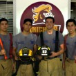 Student Shares Experience in New Fire Science Program