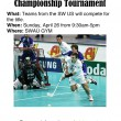 2013 Southwest US Floorball Championship Tournament