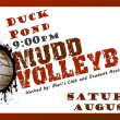 Mud Volleyball Scheduled for Saturday night