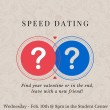 SA Plans Speed Dating Event for Feb. 10
