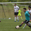Alumni Battle with Knights in First-Ever Soccer Game