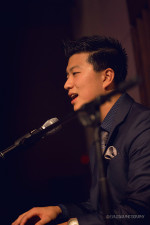 """Jae-Min Park is a junior biology major and an integral part of the musical group """"Contagious Faith"""" at Southwestern."""