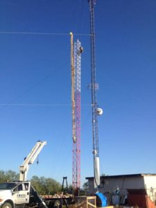 Installed just weeks ago, the new tower and antenna will make it possible for 88.3 The Journey to reach an additional 400,000 people.