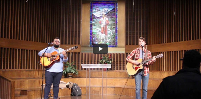 Week of Prayer Features Student Preachers
