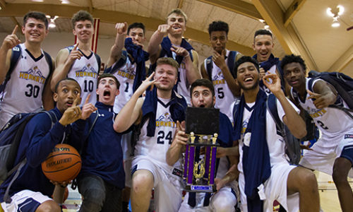 Student Athletes Net Scholarships at 22nd Annual Hoops Classic