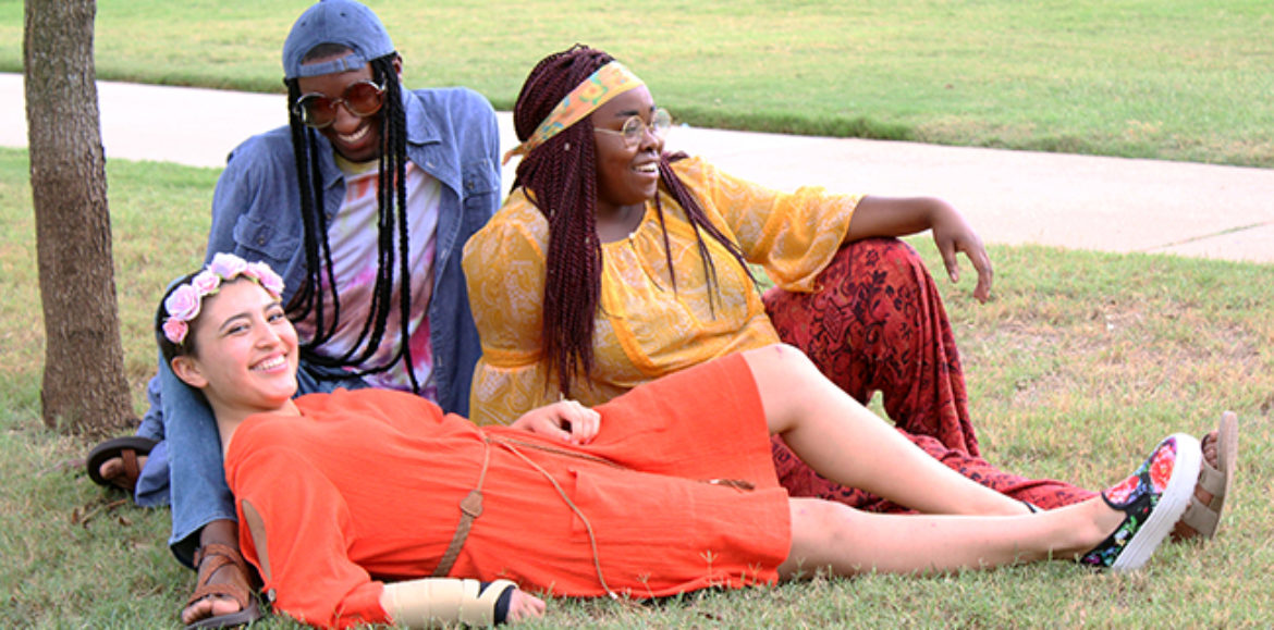 Students Step Up for Annual Spirit Week