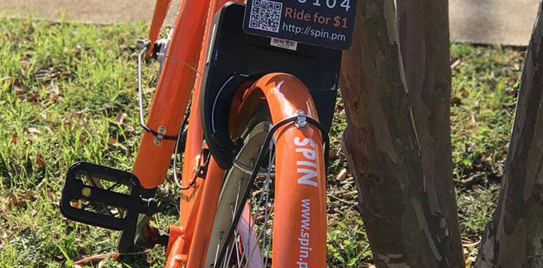 SPIN Program Makes Biking Popular on Campus