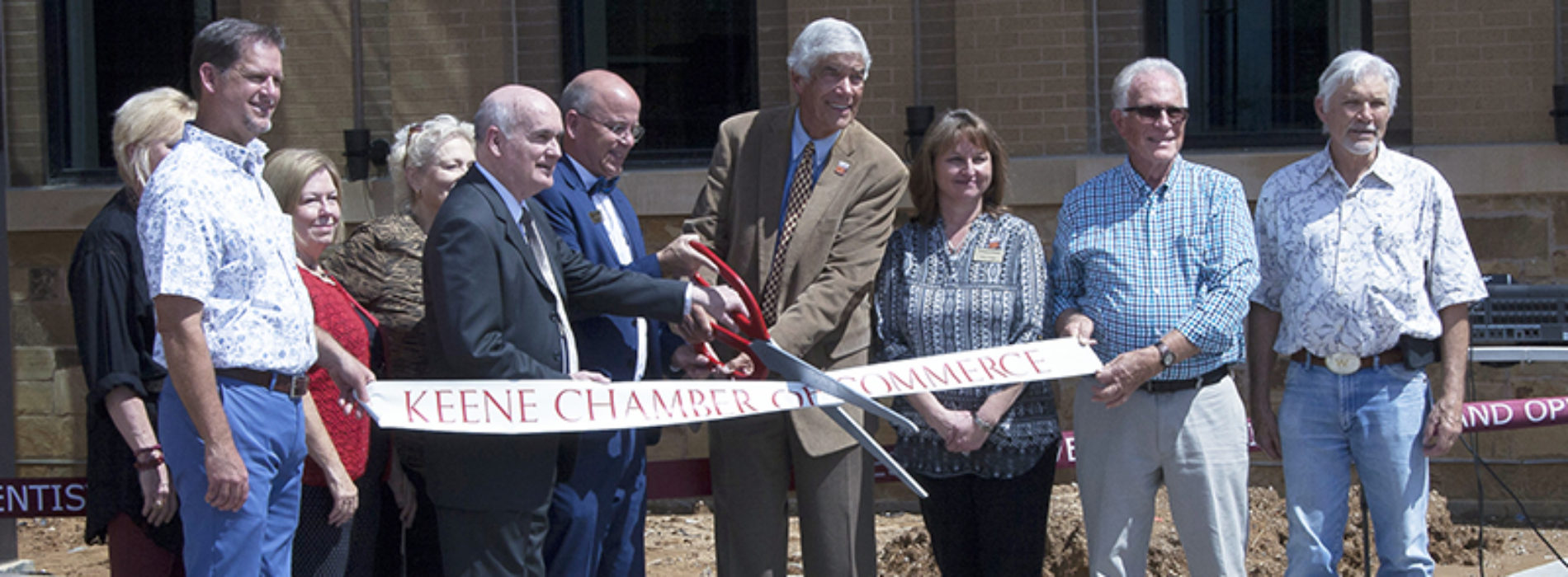 Larry Moore Nursing & Administration Building Open House – A First Look