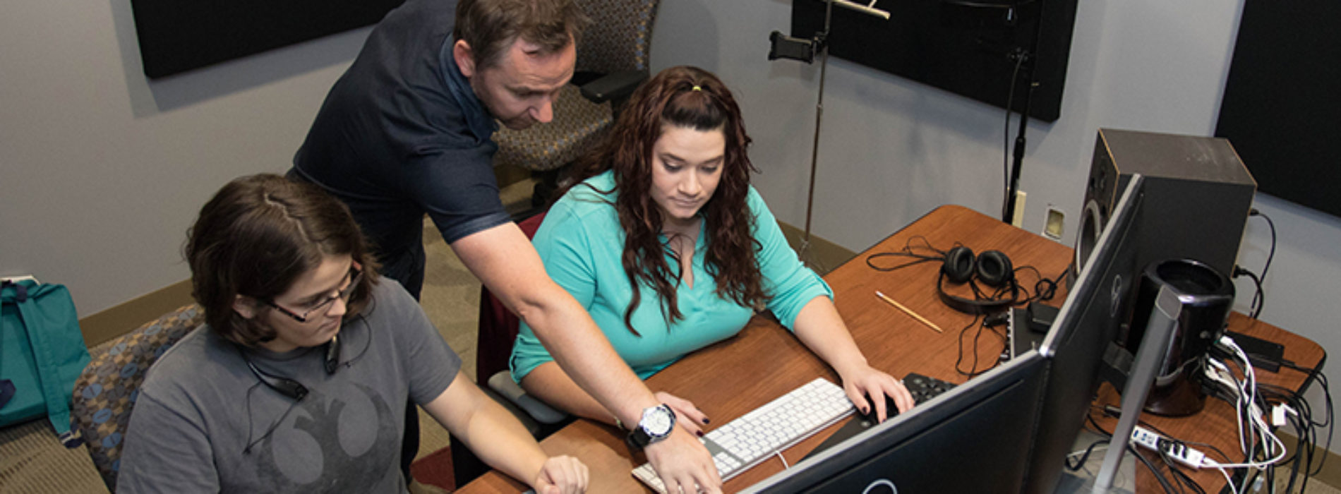 With Move, Communication Department Adds Ideas, Technology to Center of Campus