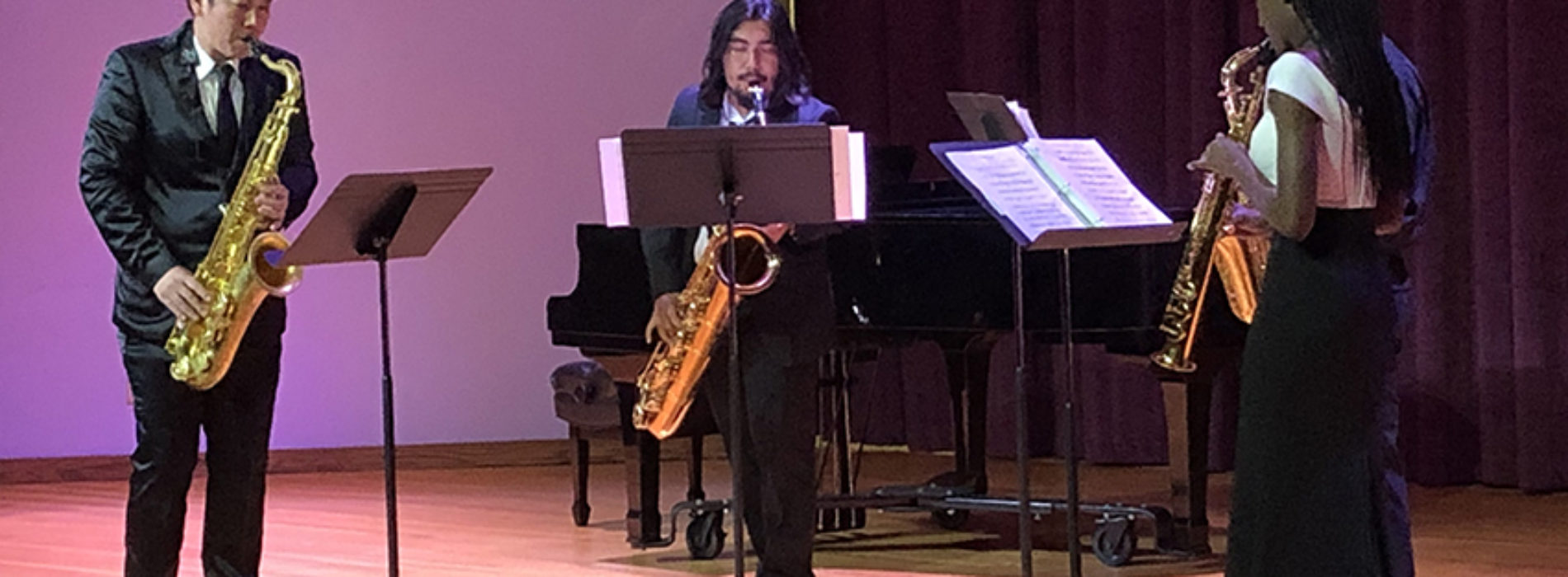 Music Department Trains and Equips Students to Be Professional Musicians